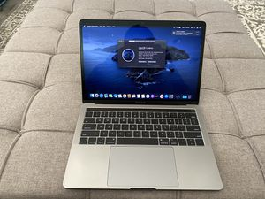 "2017 13"" MacBook Pro TouchBar Space Gray (3.1/512SSD/Apple Care Plus8/20) for Sale in Murrieta, CA"