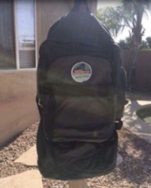 JanSport World Traveler Hiking/Camping Backpack for Sale in Gilbert, AZ