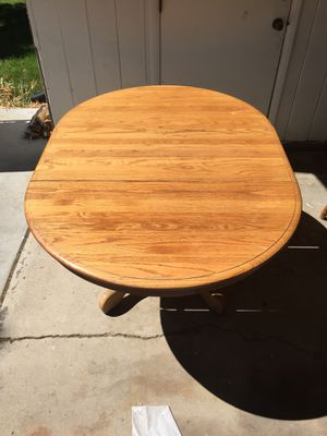 Wooden table for Sale in Orem, UT