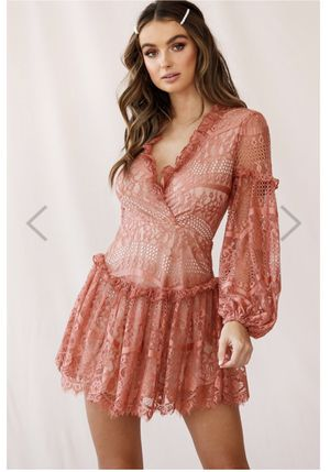 Size Medium Brand new lace dress for Sale in Bellevue, WA