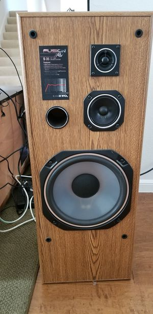 Onkyo Fusion S-35 Speakers (Pair) for Sale in San Ramon, CA