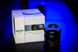 Laowa 7.5mm f2.0 Ultra Wide Angle Lens New for Sale in Annandale, VA