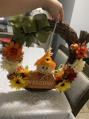 Fall wreaths for Sale in Mulberry, FL