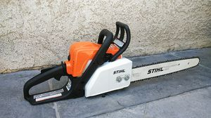 """Stihl chainsaw ms170 brand new 16in bar """"HOT SAW"""" for Sale in Inglewood, CA"""