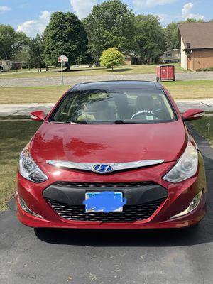 Hyundai Sonata Hybrid for Sale in North Aurora, IL