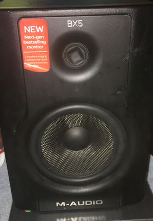 M- Audio BX5 D2 speaker for Sale in El Cajon, CA