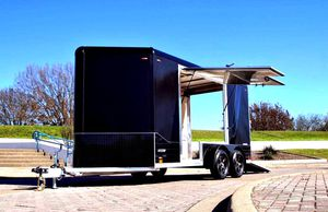 Price$1000 CARGO Trailer Blackout Package for Sale in Bay Lake, FL