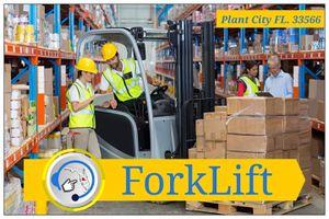 Forklift Job for Sale in Plant City, FL