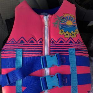 Swim Vest 50-90lbs for Sale in Lakewood, CA