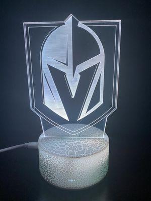 Cool VGK 3d lamp for Sale in Las Vegas, NV