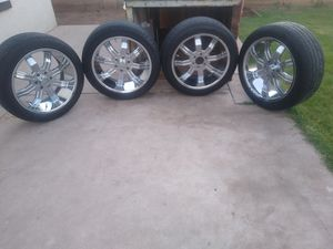 "Vendo rines 22"" for Sale in Phoenix, AZ"