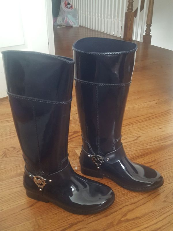 Michael Kors rain boot
