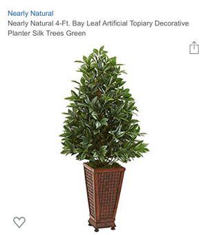 Bay artificial topiary for Sale in Pomona, CA