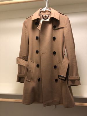 Burberry trench coat for Sale in Portland, OR