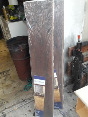 2 boxes wood flooring for Sale in Anaheim, CA