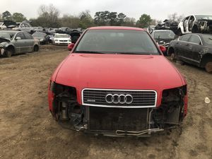 2004 AUDI A4 1.8L TURBO MOTOR PARTS ONLY!!! for Sale in Houston, TX