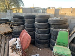 Tires for FREE for Sale in Fort McDowell, AZ