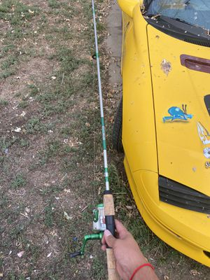 Fishing rods for Sale in Denver, CO