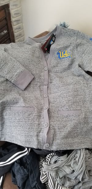 Under armour , UCLA, football, cardigan for Sale in Whittier, CA