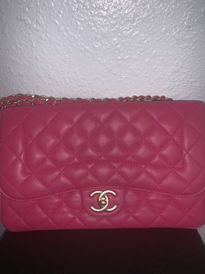 Chanel pink bag for Sale in Orlando, FL