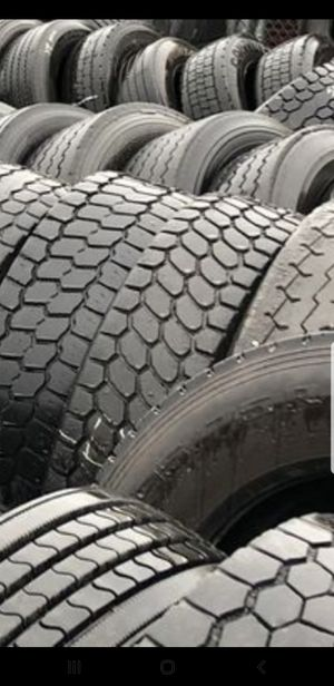 Used and new semi truck tires for sale for Sale in Auburn, WA