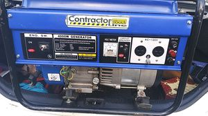 4000w Contractor professional tools line generator for Sale in Gresham, OR