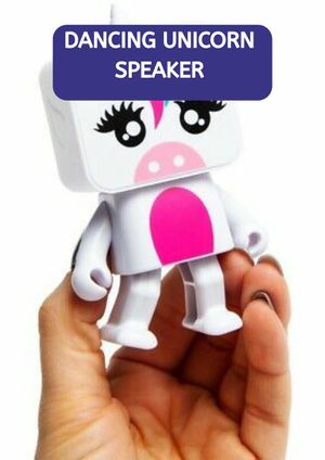 LOUD DANCING UNICORN SPEAKER for Sale in Washington, DC