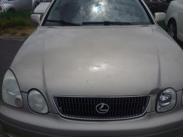 2000 Lexus gs300