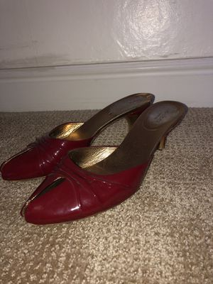 Gucci heels size 38 for Sale in Salt Lake City, UT