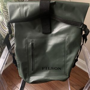 Filson Dry Bag Backpack (Army Green) for Sale in Baltimore, MD