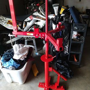 Motorcycle Tire Changer And Bead Breaker for Sale in Fontana, CA
