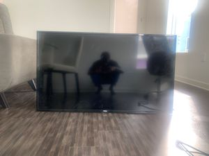 """49"""" 4K TCL ROKU TV !! for Sale in Los Angeles, CA"""