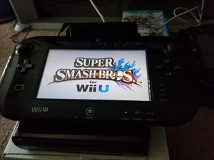 Wii U 32GB Game Bundle for Sale in Clinton Township, MI