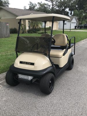 2018 golf cart, club cart for Sale in Plant City, FL