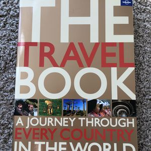 Lonely Planet Travel Book for Sale in Portland, OR