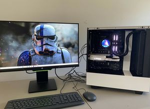 RTX 3070 gaming pc (Everything is included in the price)NO TRADE! for Sale in HUNTINGTN BCH, CA