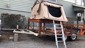 Smittybuilt roof top tent for Sale in Tacoma, WA