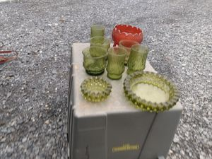 Fenton glass for Sale in Calhoun, GA