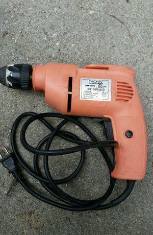 3/8 chicago drill for Sale in Vienna, IL