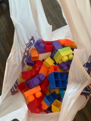 Kids building blocks for Sale in Montclair, NJ