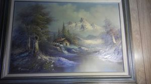 Oil painting for Sale in Mount Hope, KS