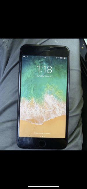 Unlocked iPhone 7 Plus 128 GB for Sale in Rancho Cucamonga, CA