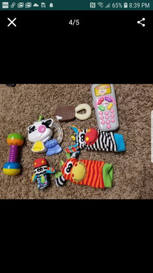 20 pieces baby toys for Sale in Catonsville, MD