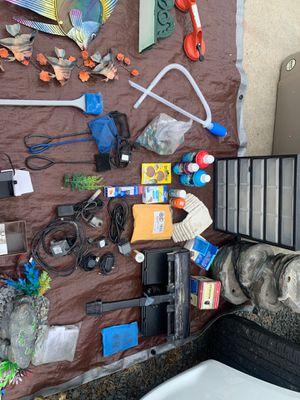 Fish stuff for Sale in Escondido, CA