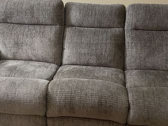 Recliner/sofa (2 Month old) From Living Space for Sale in Austin,  TX