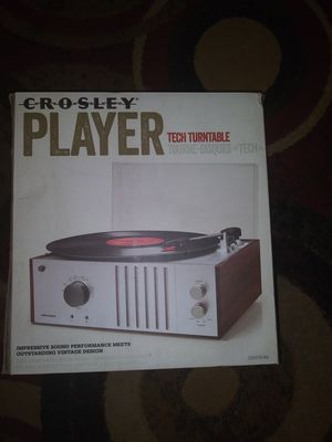 Crosley Record Player !! for Sale in Columbus, OH