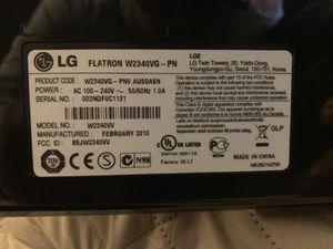 Computer Monitor LG FLATRON for Sale in Hemet, CA