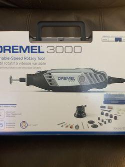 Brand New Dremel 3000! for Sale in San Jose,  CA