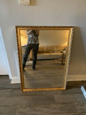 Huge Antique mirror for Sale in Moss Bluff, LA