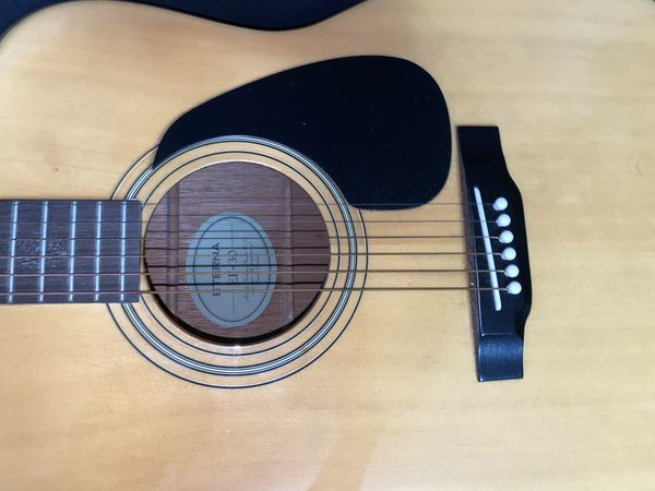 Acoustic Guitar by Yamaha